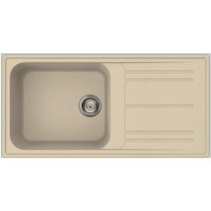 LIVINOX Home 480 ecostone extra mély gránit mosogató