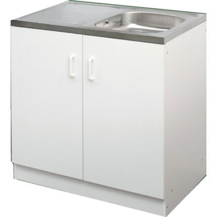 ECO-NOVA mosogatós szekrény 1 M - fehér