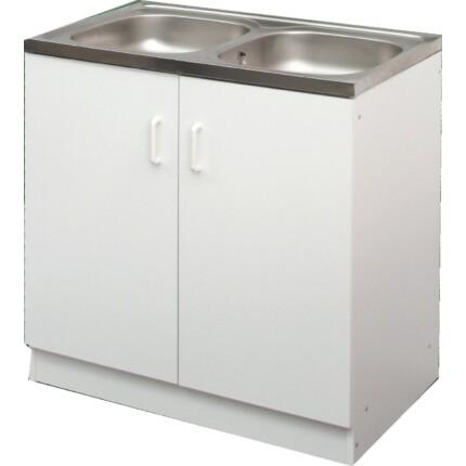 ECO-NOVA mosogatós szekrény 2M - fehér