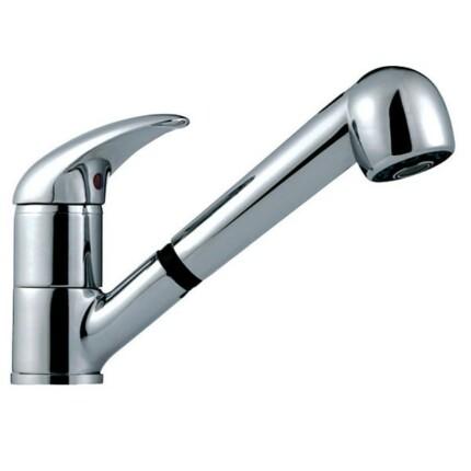 Ferro Ancona BAN8 zuhanyfejes mosogató csaptelep