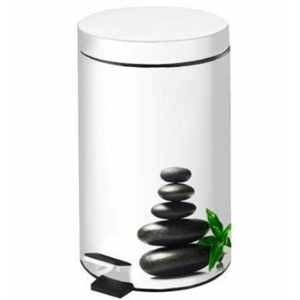 Bisk-Zen 3L fürdőszobai szemetes