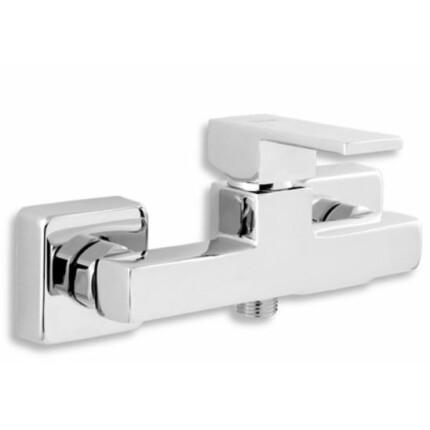 Novaservis titania CUBE fali zuhanycsaptelep zuhanyszett nélkül