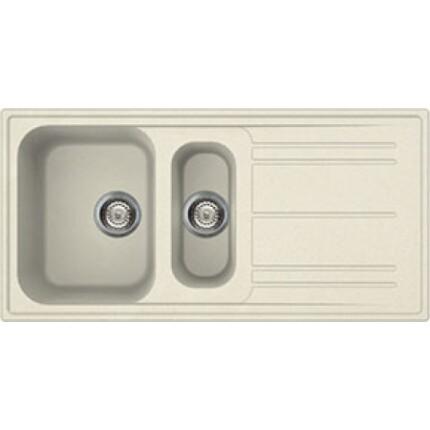 LIVINOX Home 475 ecostone extra mély gránit mosogató