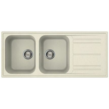 LIVINOX Home 550 ecostone extra mély gránit mosogató