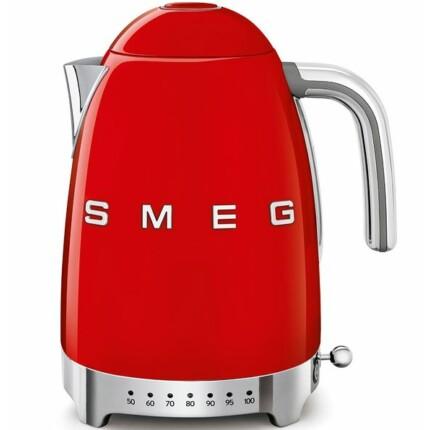 SMEG Retro design hőfokszabályzós vízforraló  -  7 színben