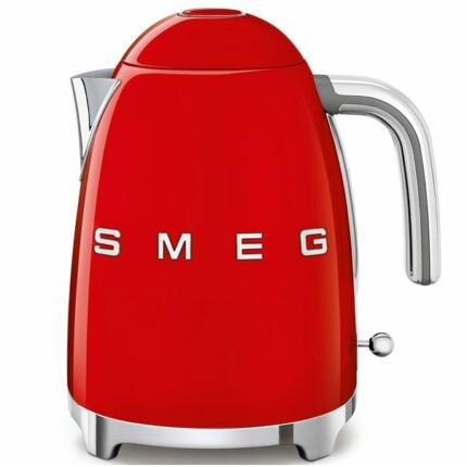 SMEG Retro design vízforraló  -  7 színben