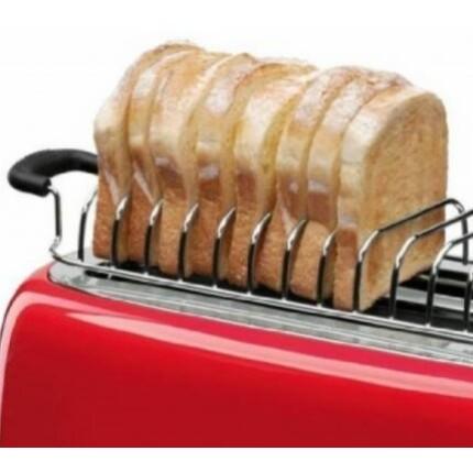 SMEG Retro 2 szeletes kenyérpirítóhoz kenyér és zsemle melegítő