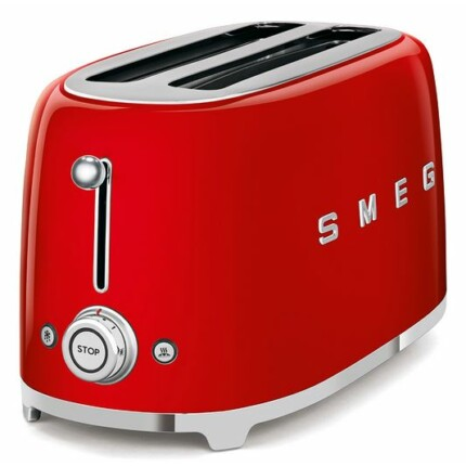 SMEG Retro design kenyérpirító 4 szeletes    7 színben