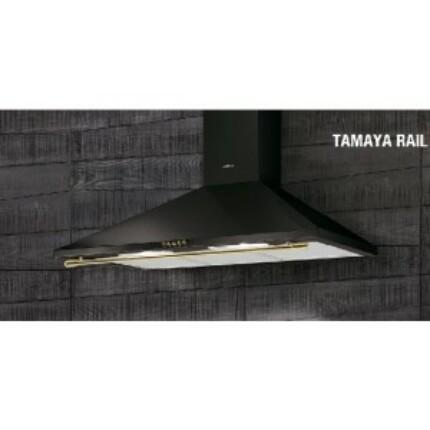 ELICA TAMAYA RAIL páraelszívó - fekete