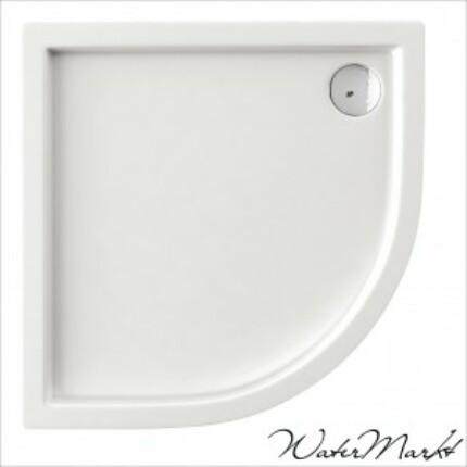 Deante MINIMAL 90x90 cm-es íves zuhanytálca