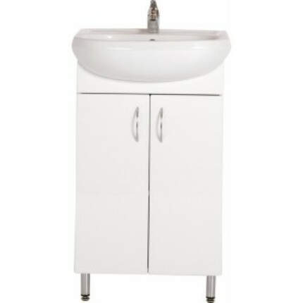 Standard 50 mosdós fürdőszoba szekrény