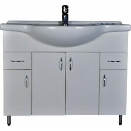Standard 105 mosdós fürdőszoba szekrény
