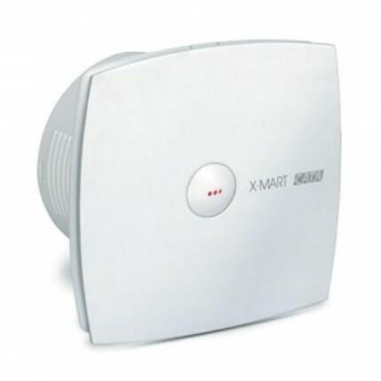 Cata X-MART 10 MATIC Timer ventilátor - fehér