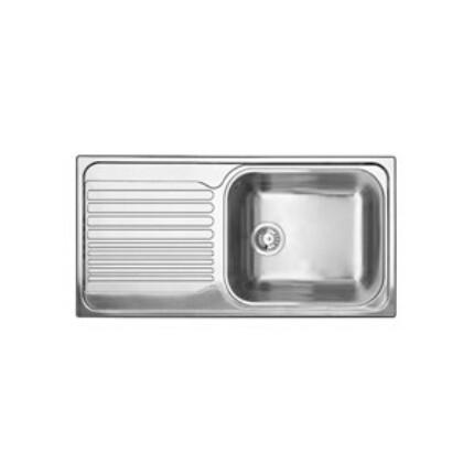 BLANCOTIPO XL 6S 18/10 mosogatótál - fényezett
