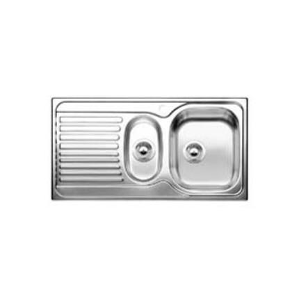 BLANCOTIPO 6S BASIC 18/10 mosogatótál - fényezett