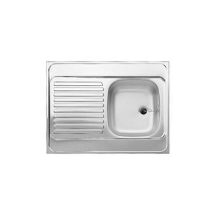 BLANCO R-ES 8X6  teletetős  mosogatótál - natúr