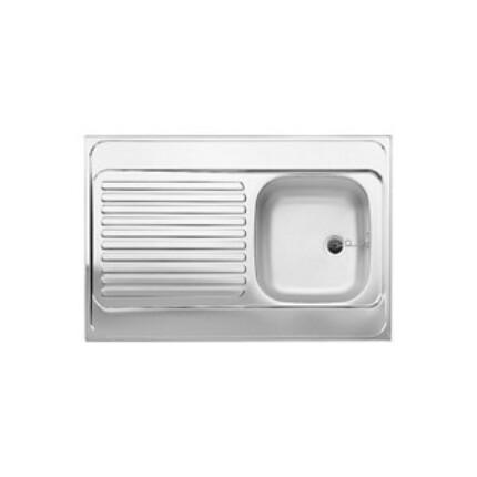 BLANCO R-ES 9X6 teletetős  mosogatótál - natúr