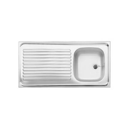 BLANCO R-ES 10X5 teletetős mosogatótál - natúr