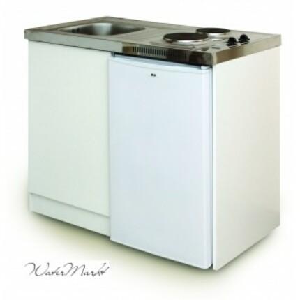 ECO-Minikonyha hűtőszekrénnyel