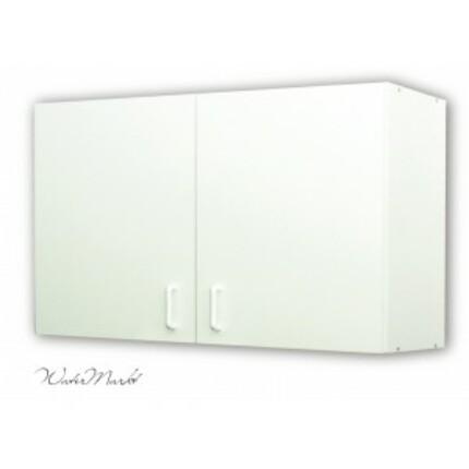 Felsőszekrény 1M-2M mosogatós szekrényhez - Fehér