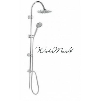 Ferro RONDO NP-21 zuhanyszett + fejzuhany kettő az egyben