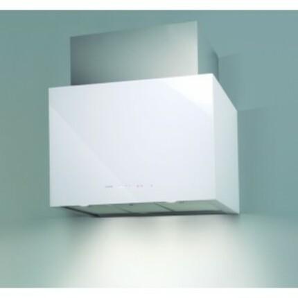 Nodor CUBE GLASS 900 WH fali páraelszívó