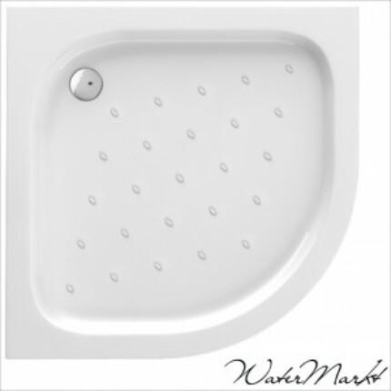 Deante STANDARD 80x80 cm-es íves zuhanytálca