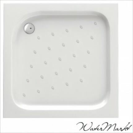 Deante STANDARD 80x80 cm-es szögletes zuhanytálca