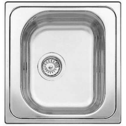 BLANCOTIPO 45 C 18/10 mosogatótál - natúr