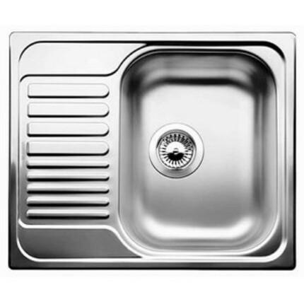 BLANCOTIPO 45S Mini 18/10 mosogatótál - szövetmintás