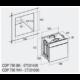 CATA CDP 780 AS WH beépíthető készülék