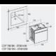 CATA CDP 780 AS BK beépíthető készülék